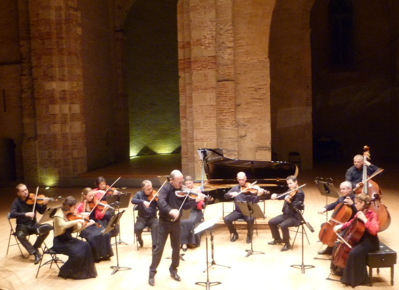 Vivaldi et leclair le si cle d or du violon - Orchestre chambre toulouse ...