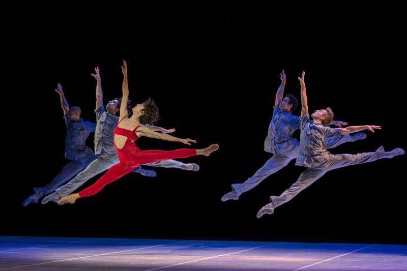 Béjart Ballet Lausanne 2012 Beaulieu