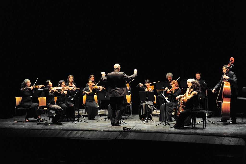 Orchestre Les Passions © CV