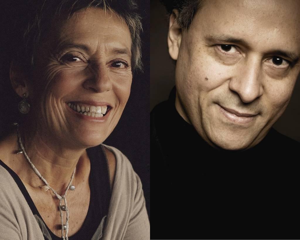 Maria João Pires © Felix Broede / DG & Antonio Meneses © Marco Borggreve