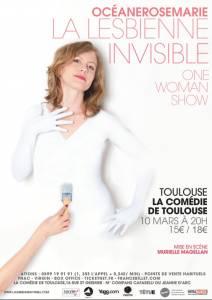 la lesbienne invisible à Toulouse
