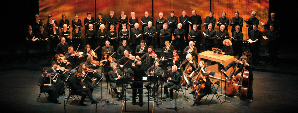 Chœur et de l'Ensemble Baroque de Toulouse