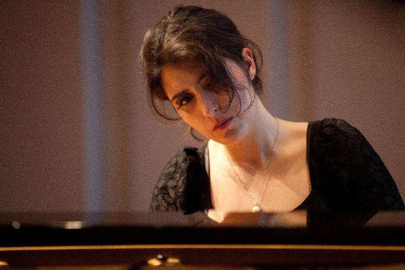 Sophie Pacini, l'une des représentantes de la jeune génération - Photo Sophie Pacini -