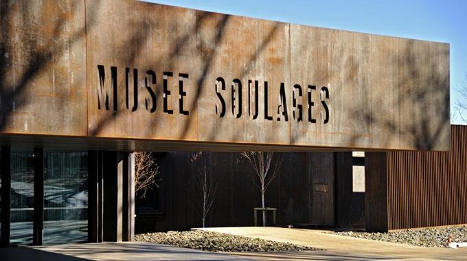 Musée Soulages © photothèque Grand Rodez - C. Meravilles