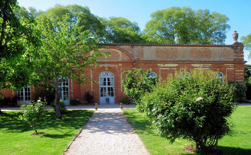 L'Orangerie de Rochemontès - Photo CV -