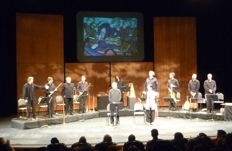 Les Sacqueboutiers lors d'un précédent programme sur les musiques de l'époque cathare  - Photo Classictoulouse -