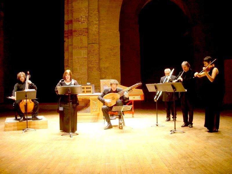"""Les Sacqueboutiers et Adriana Fernandez, dans le programme """"Clair-obscur"""" - Photo Classictoulouse -"""