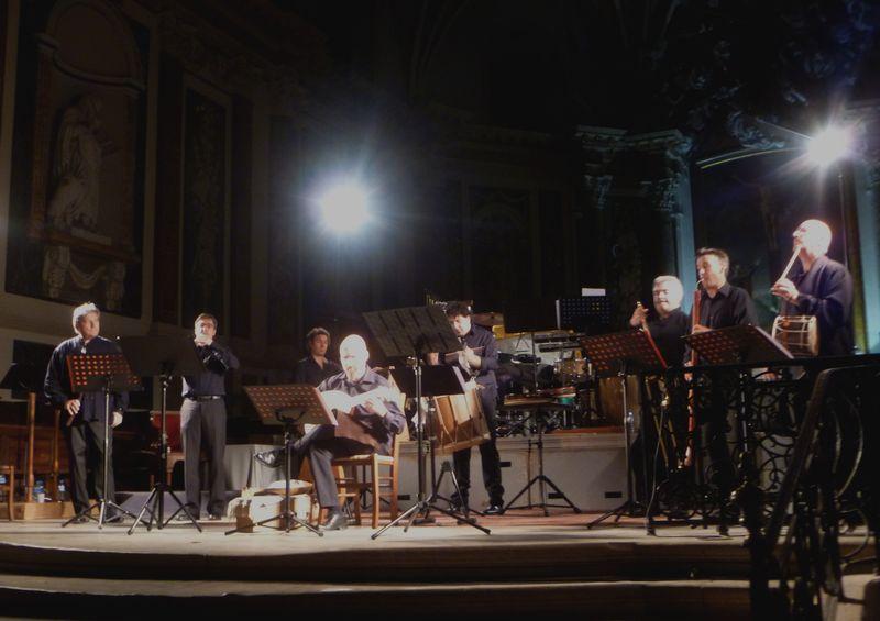 Les Sacqueboutiers en concert - Photo Classictoulouse -