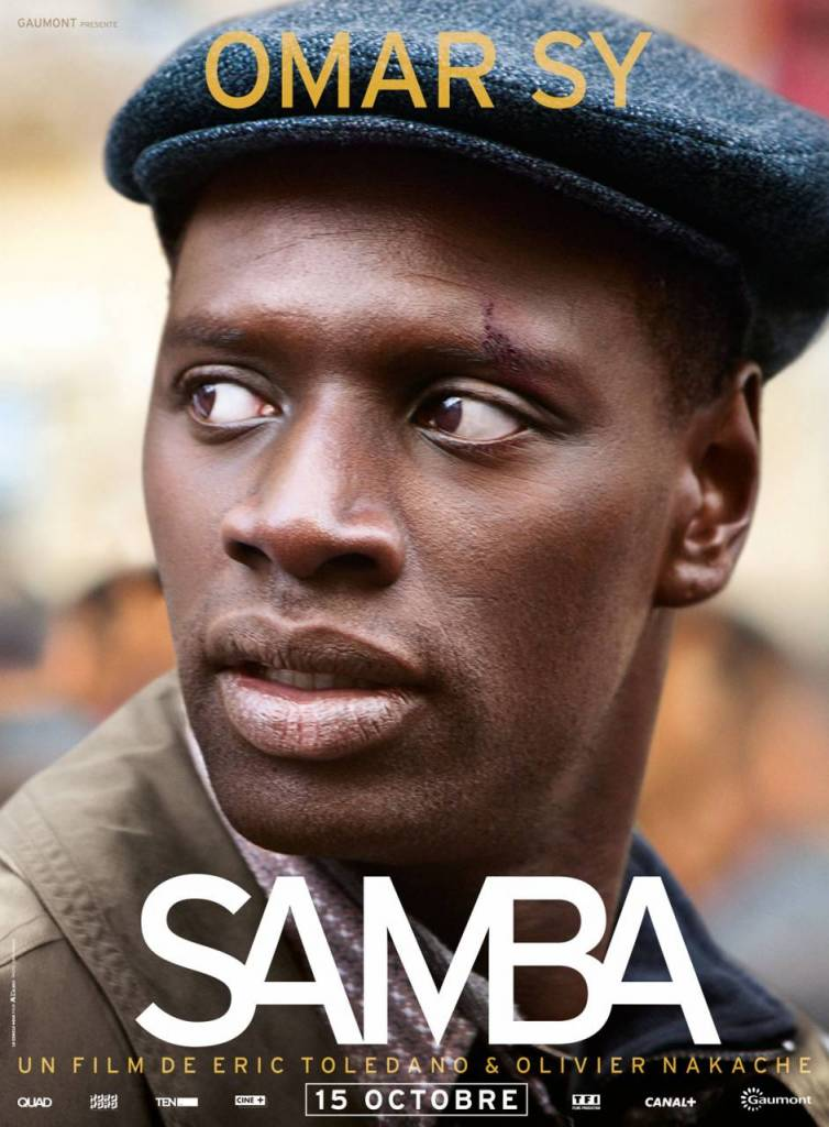 Samba d'Olivier Nakache et Eric Toledano