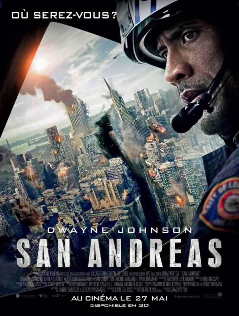 « San Andreas », un film de Brad Peyton