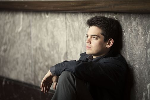 Lahav Shahani Conductor-pianist Photo: Marco Borggreve