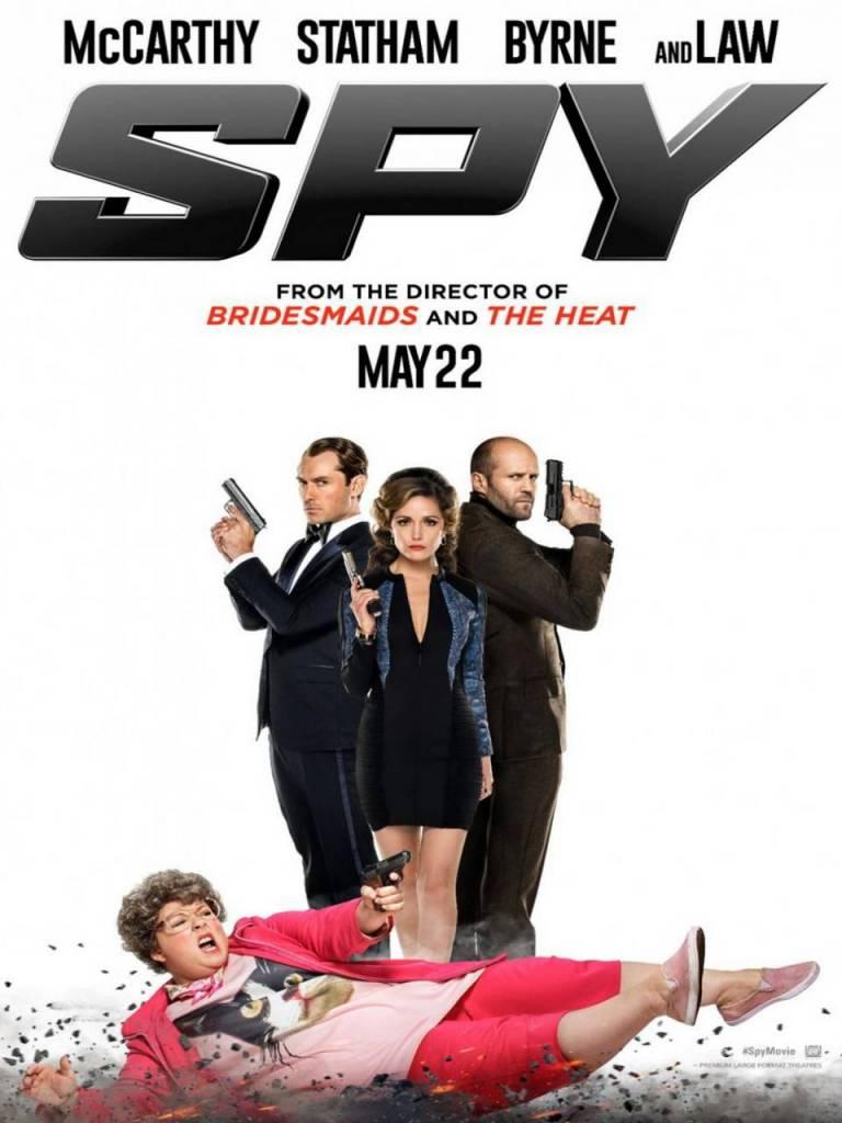 spy affiche
