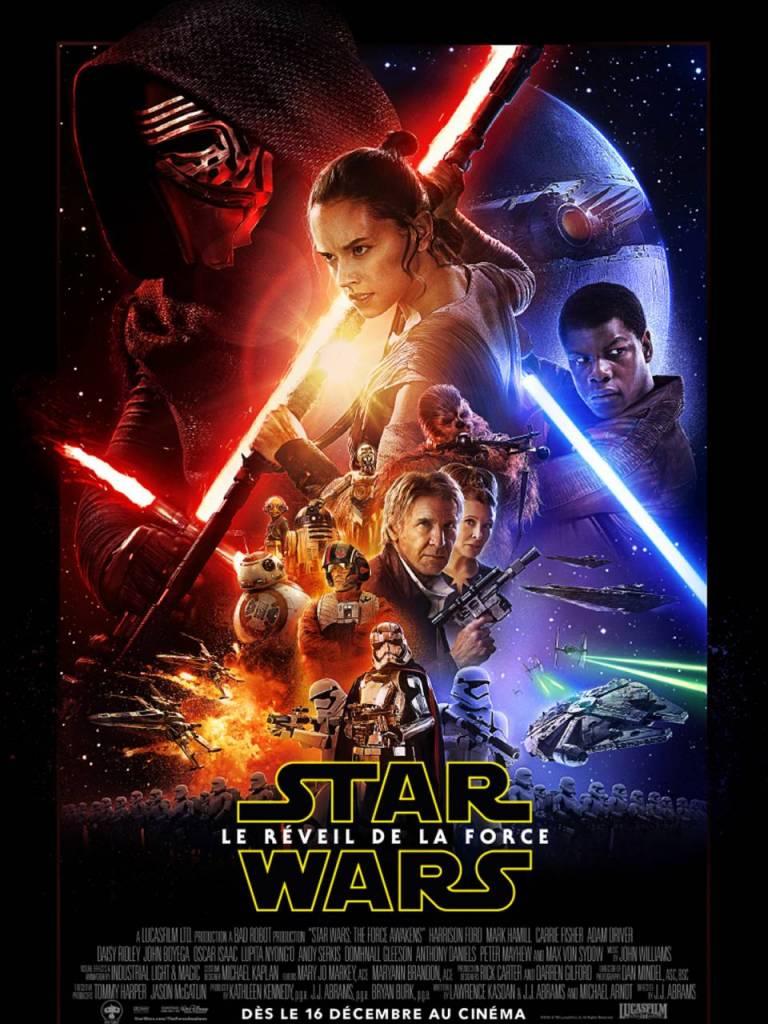star wars 2015 affiche