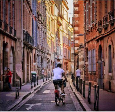 Les rues uniques des Carmes, qui inspirent tant de photographes amateurs.