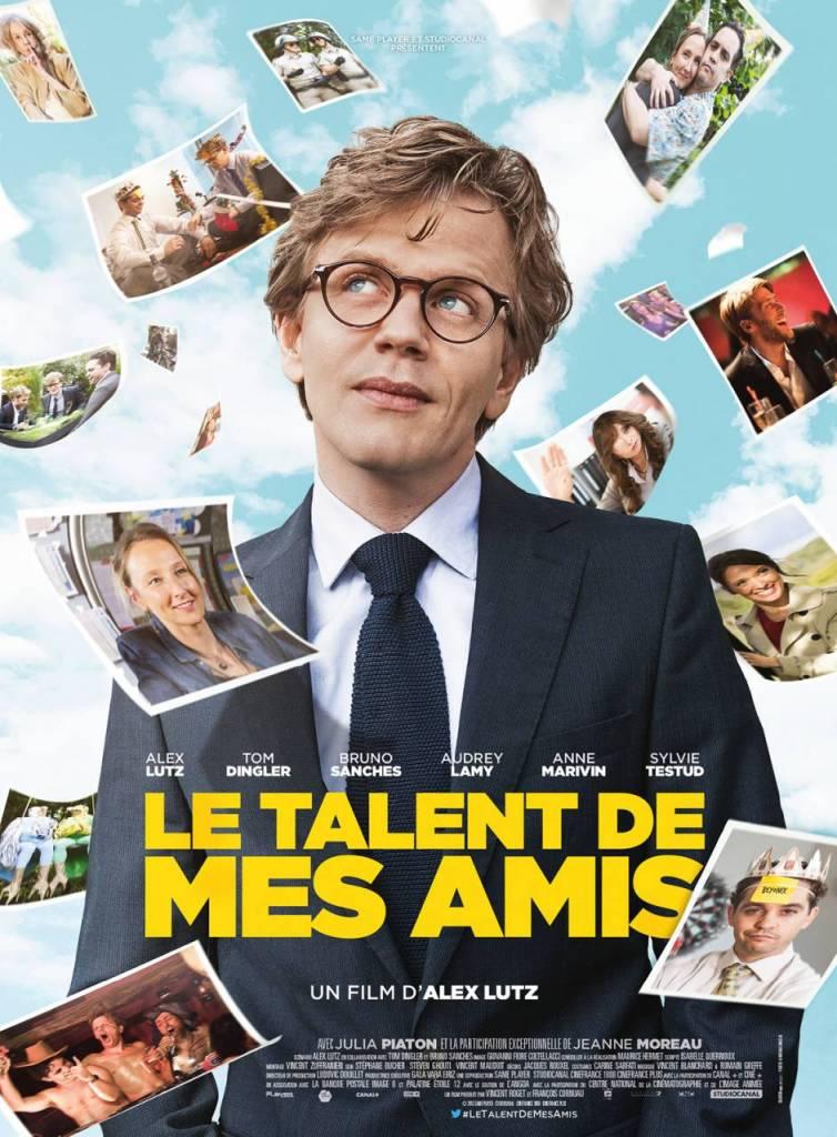 « Le talent de mes amis », un film d'Alex Lutz