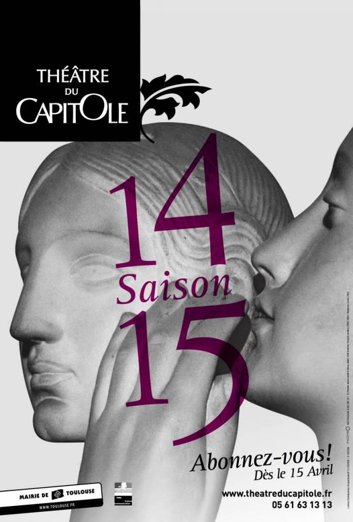 Théâtre du Capitole - 2014/2015