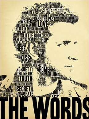the words affiche 290