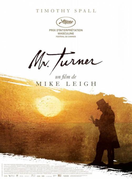 « Mr Turner », un film de Mike Leigh