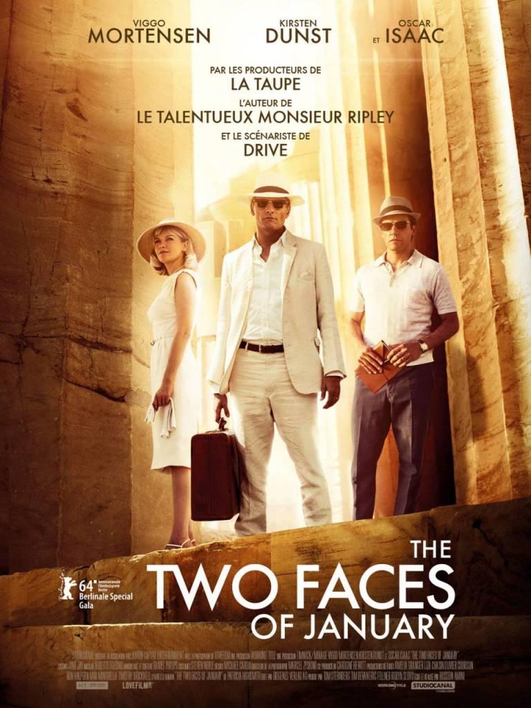 « The two faces of January », un film de Hossein Amini