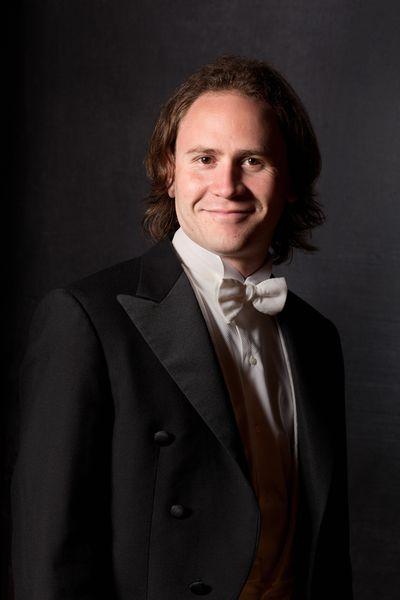 Le chef d'orchestre Christian Vasquez  - Photo Wolf Marloh