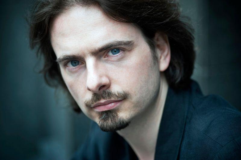 Le pianiste français d'origine polonaise Frédéric Vaysse-Knitter - Photo Baptiste Millot -