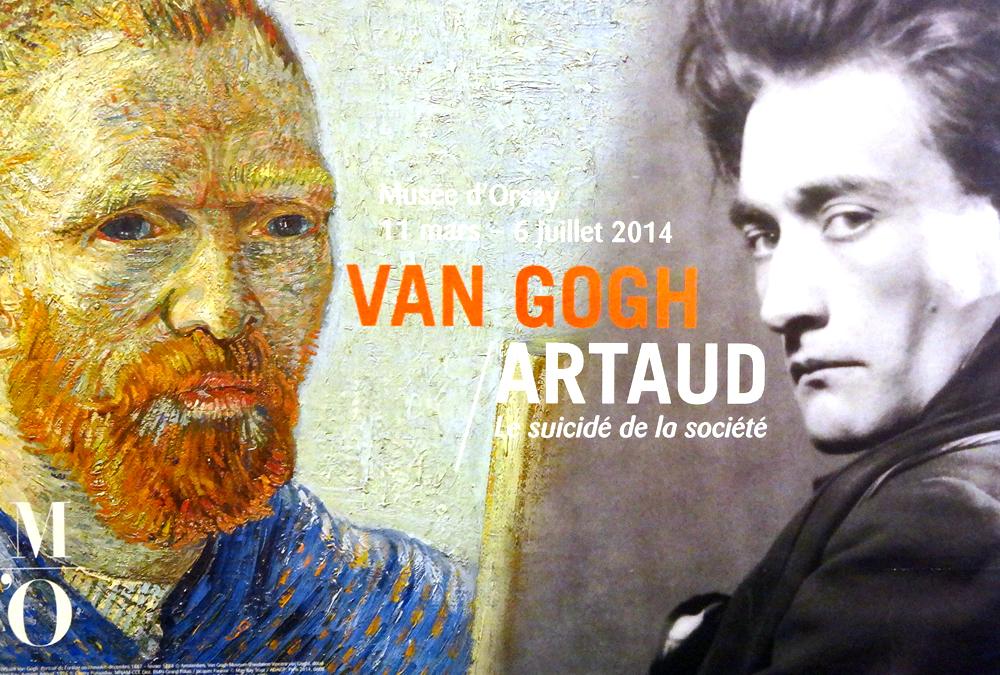 Van Gogh / Artaud. Le suicidé de la société - Musée d'Orsay Paris