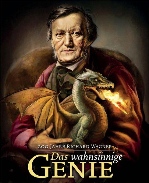 La couverture de la revue Spiegel lors du bicentenaire de la naissance de Richard Wagner