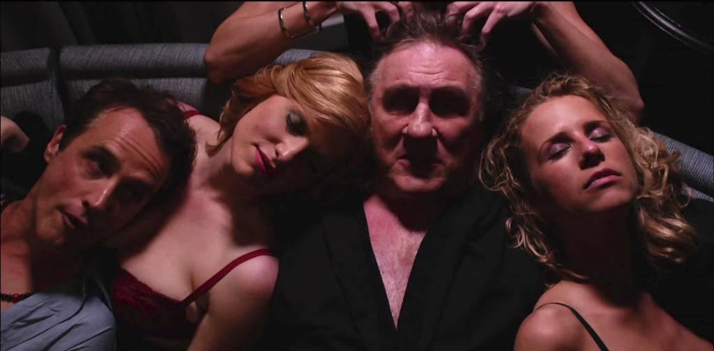 Welcome to New York d'Abel Ferrara avec Gérard Depardieu