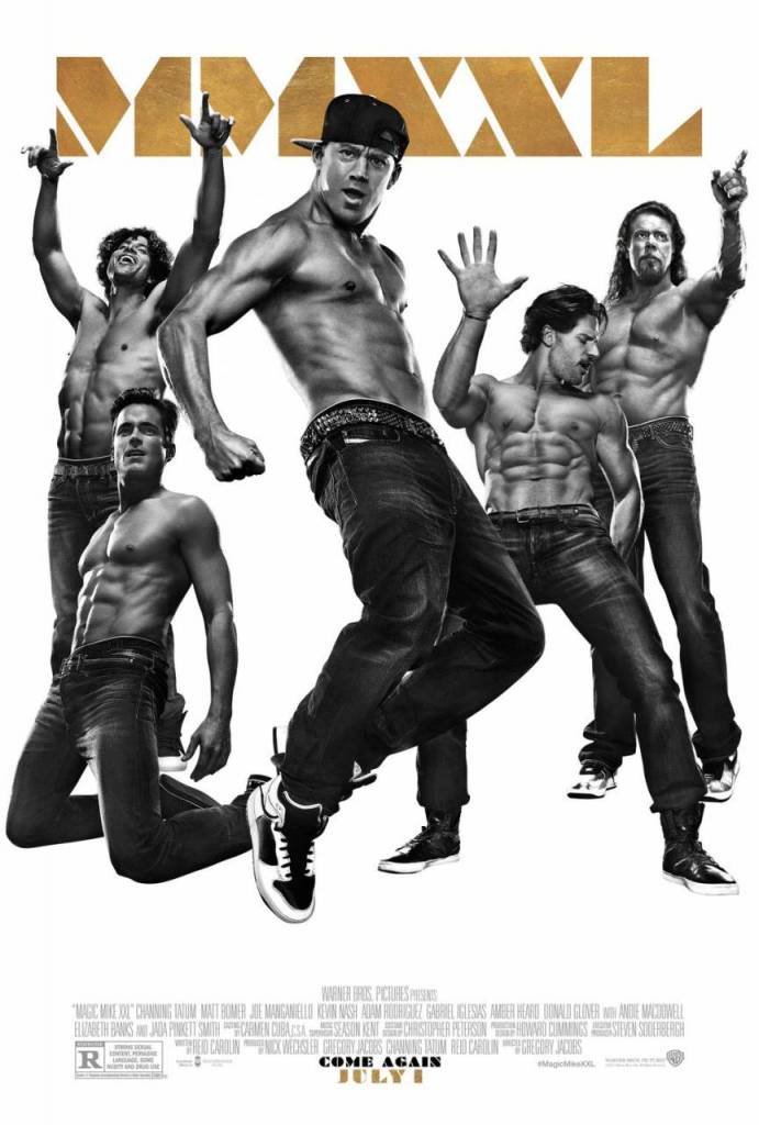 « Magic Mike XXL », un film de Gregory Jacobs